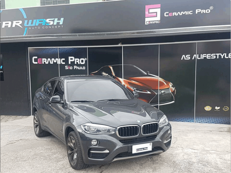 car wash aplicador ceramic pro sjc