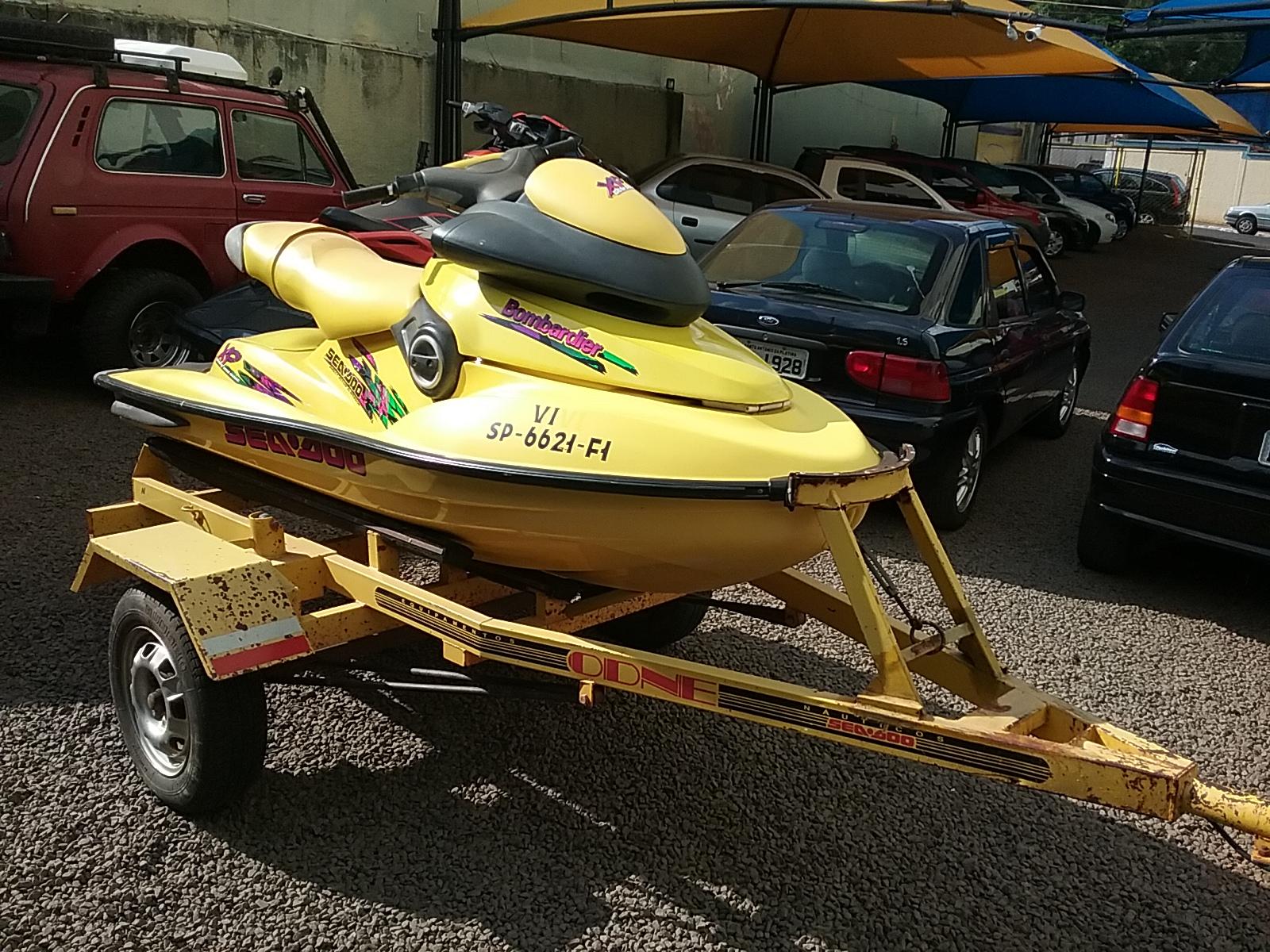 Jet ski Sea Doo 1998 1100 cc