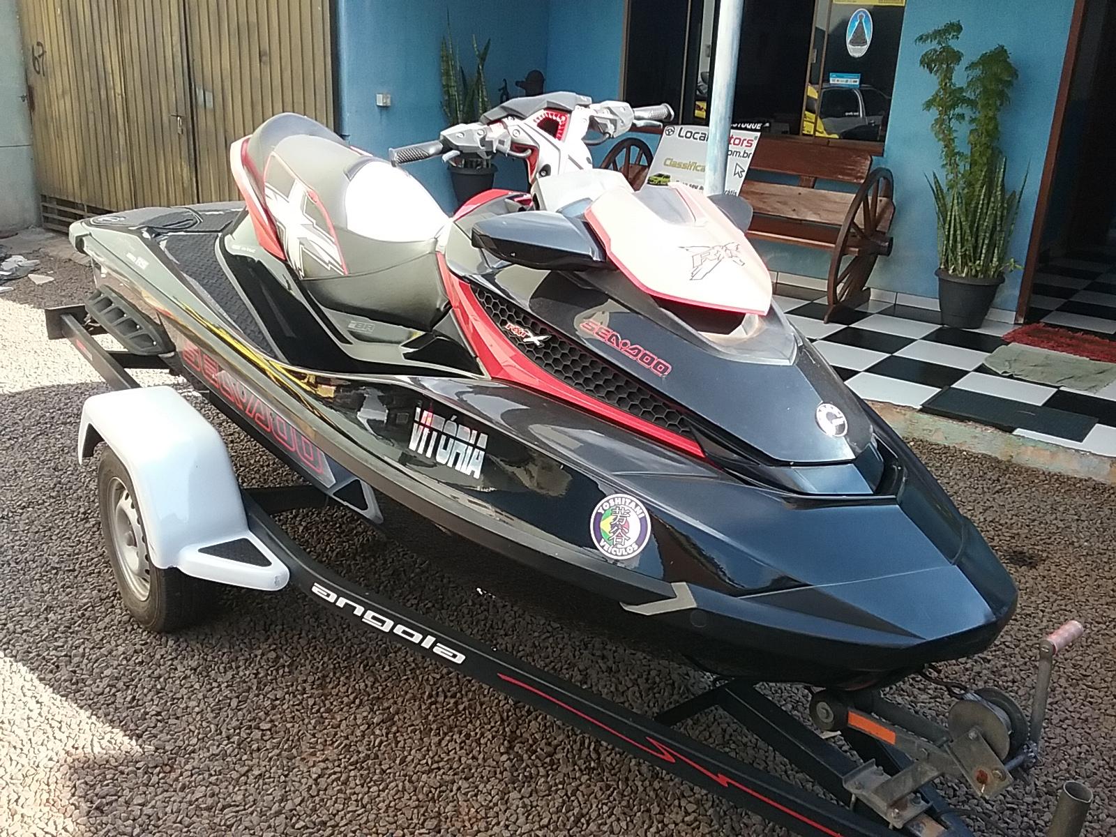 Jet Ski Sea Doo RXT 260 Turbo 2011