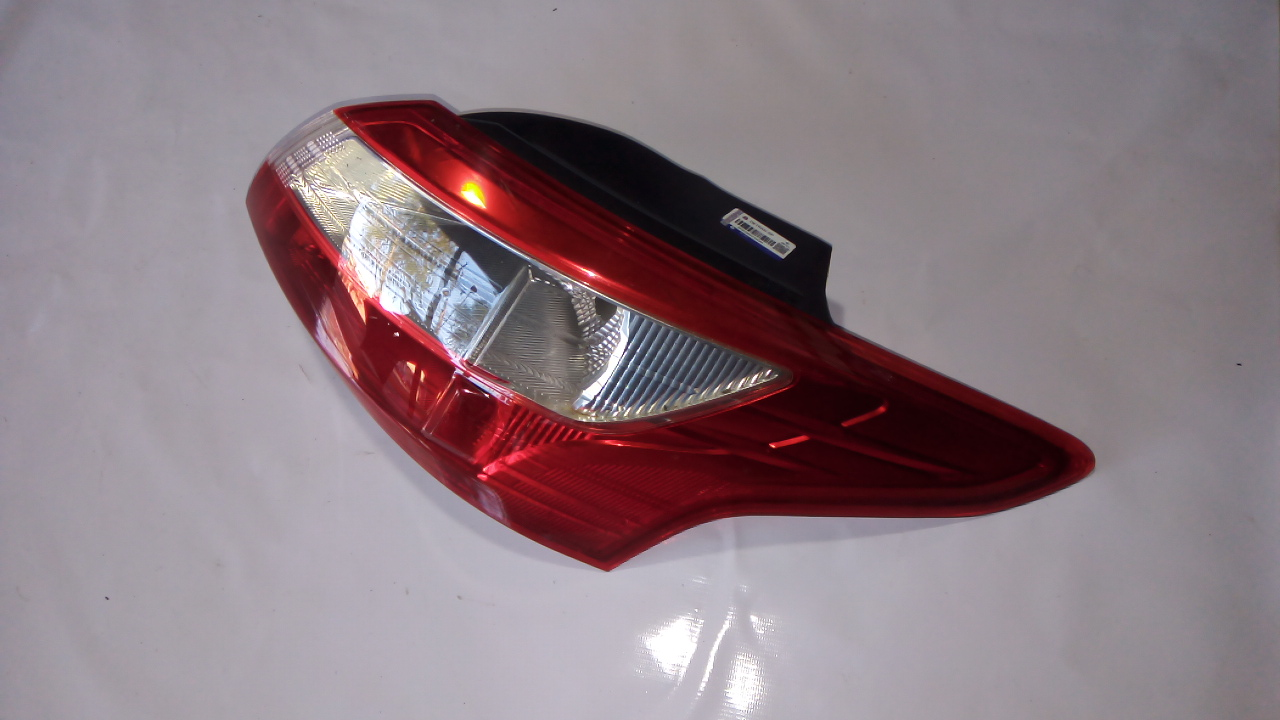 Lanterna direita Ford Focus 2014