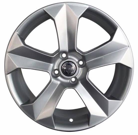 Roda aro 17 4/100 Zunky BMW Fiat Vw Gm