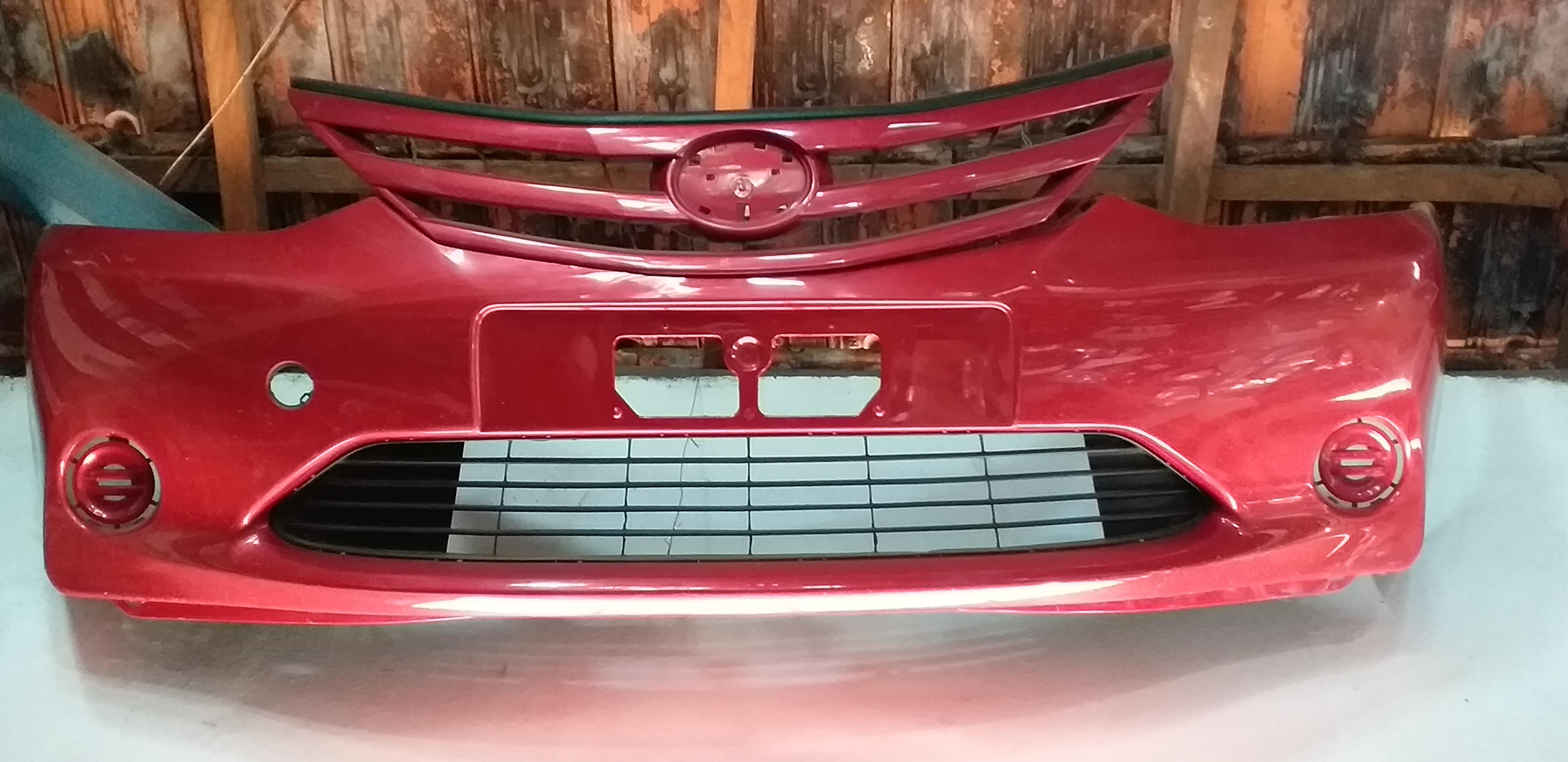 Parachoque Dianteiro Toyota Etios 2013 2014 2015 2016 2017