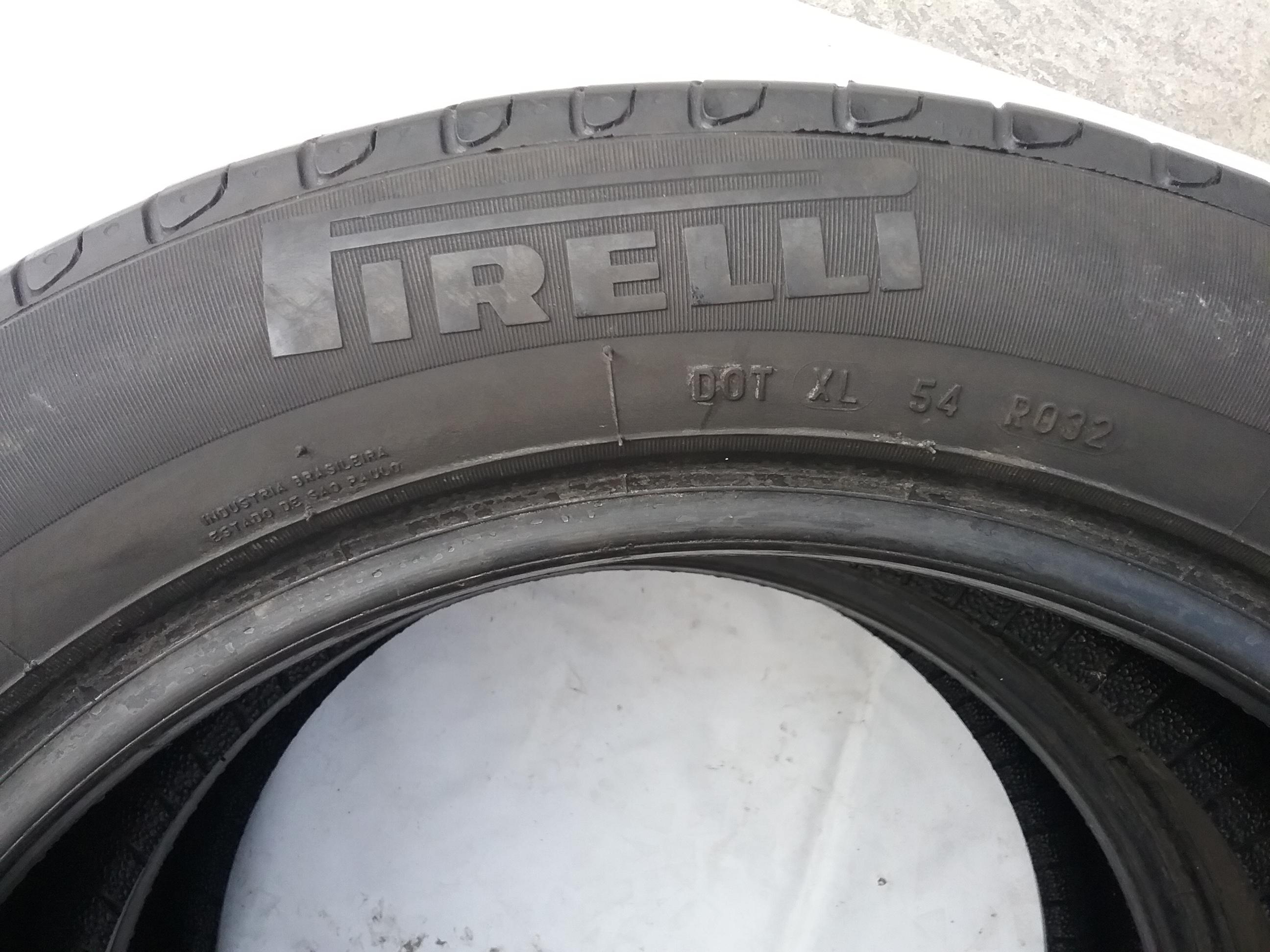 Pneu 195/55 R16 Pirelli cinturato P7