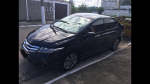 HONDA CITY LX aut. 2014