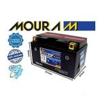 Bateria Moto Moura MA8,6-E Hornet / CBR650f / CBR1000