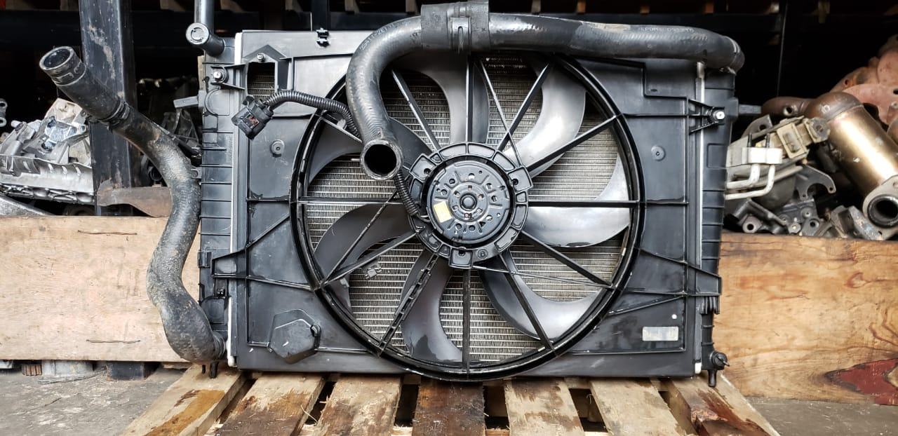 Conjunto de radiadores sporta 2.0