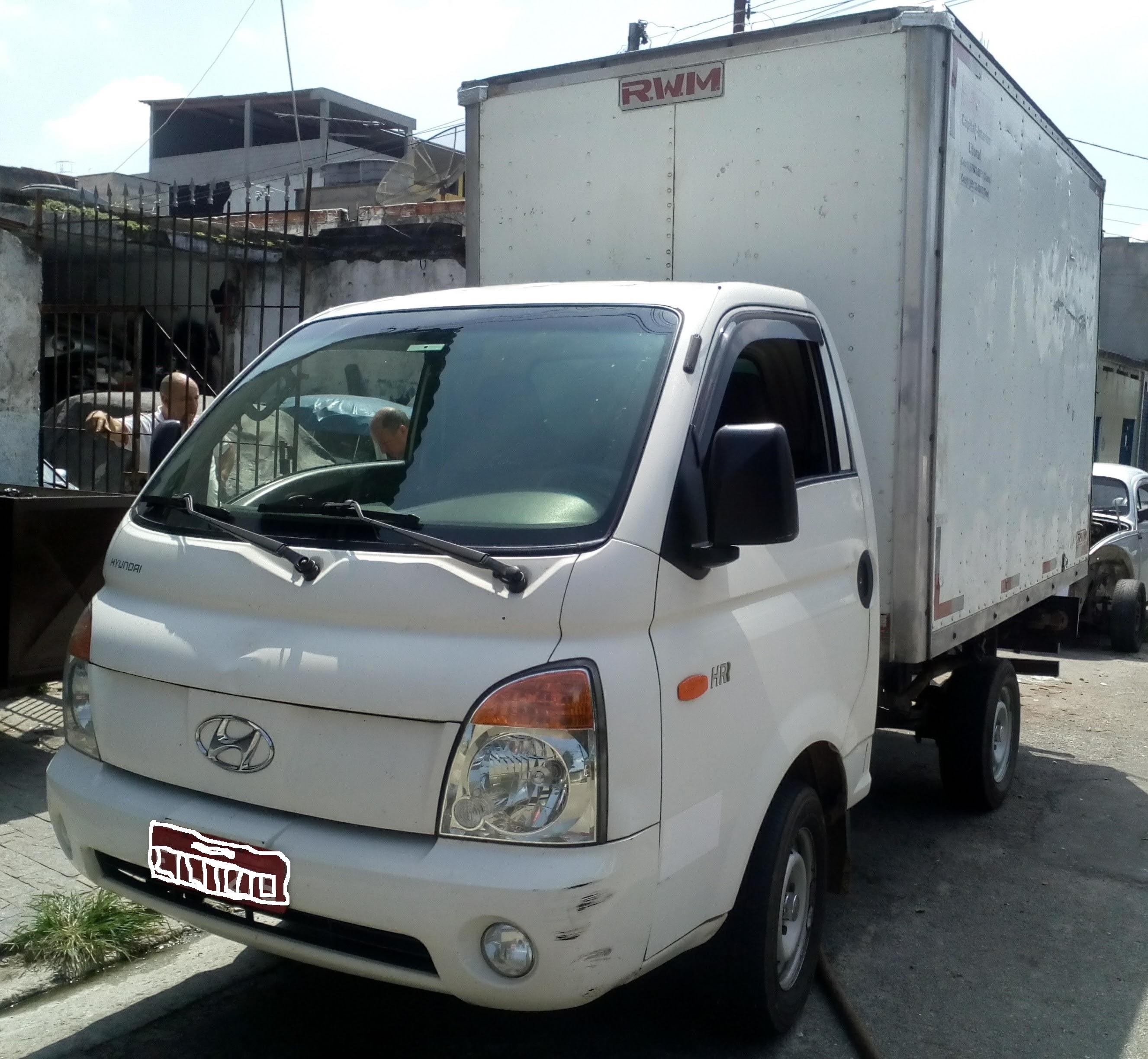 HYUNDAI HR HR 2.5 TCI Diesel (RS/RD) 2011/2011