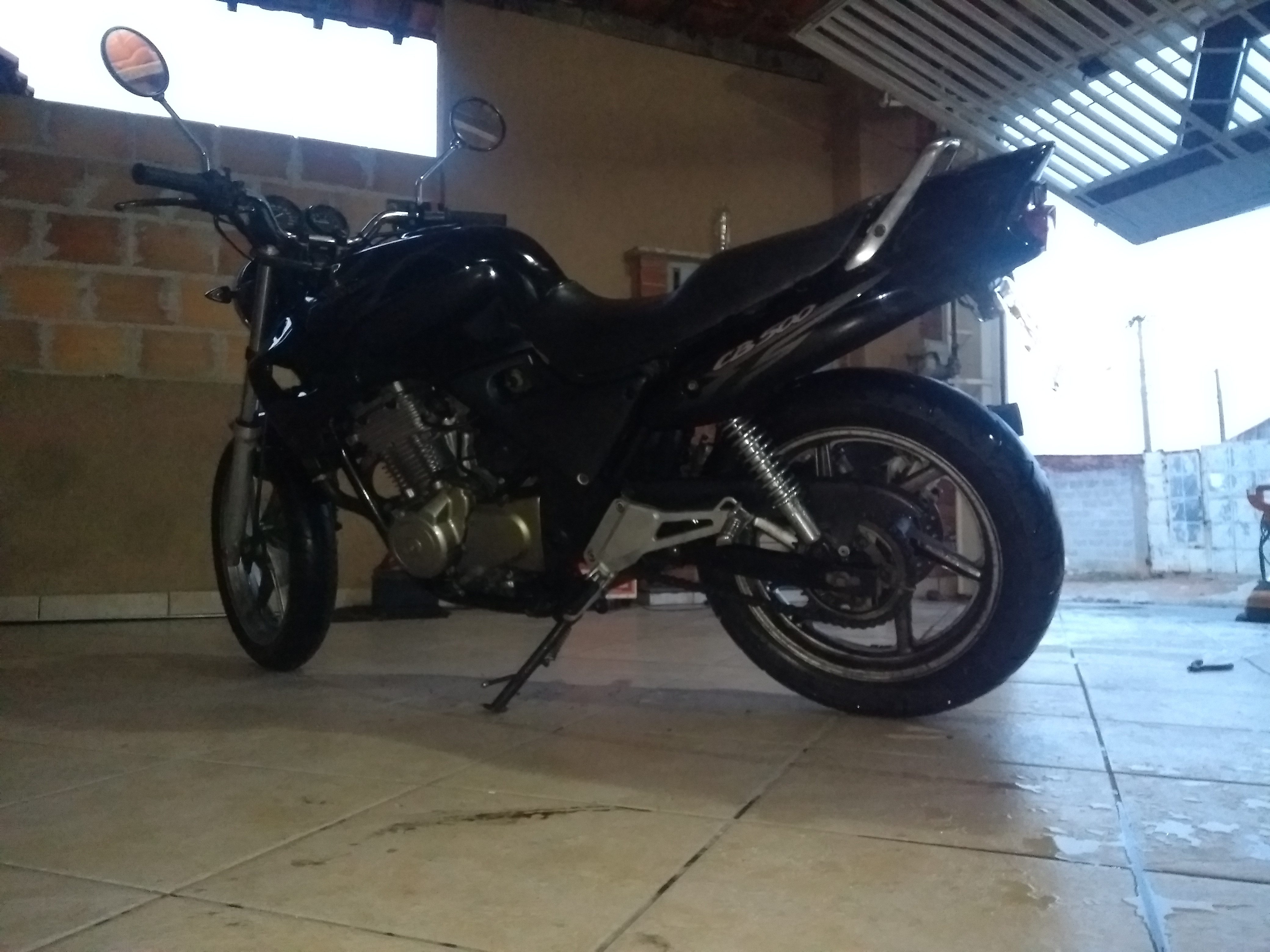 HONDA CB CB 500 1998/1998