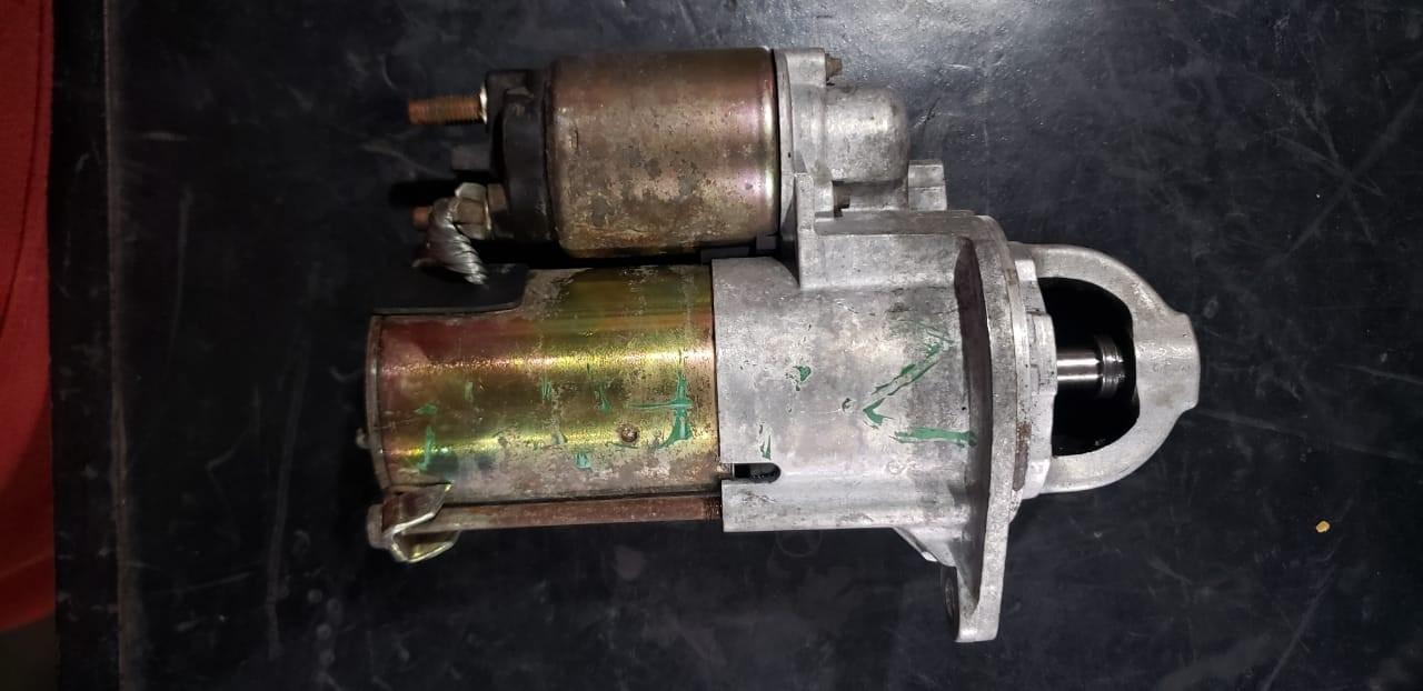 Motor de arranque Zafira