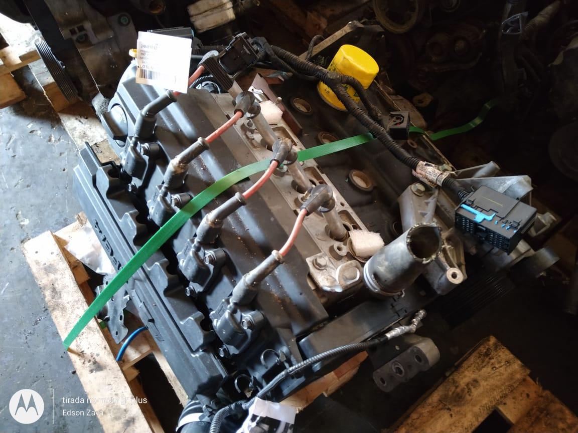 Motor usado completo Celta e Prisma 1.4 2014