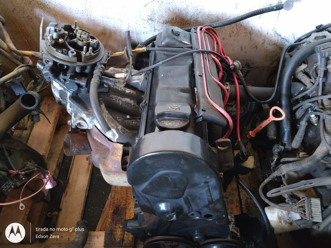 Motor usado completo Volkswagen gol AP 1.6