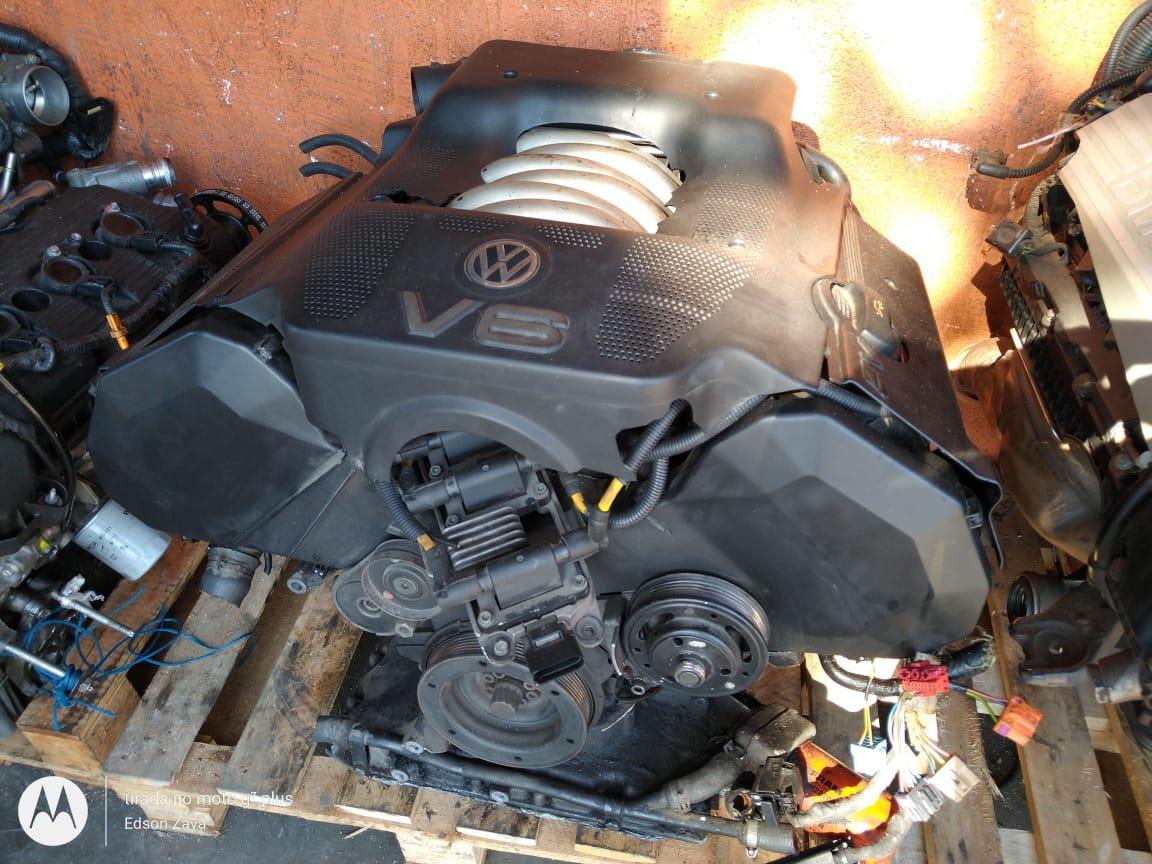 Motor usado completo Volkswagen Passat 2.8 V6