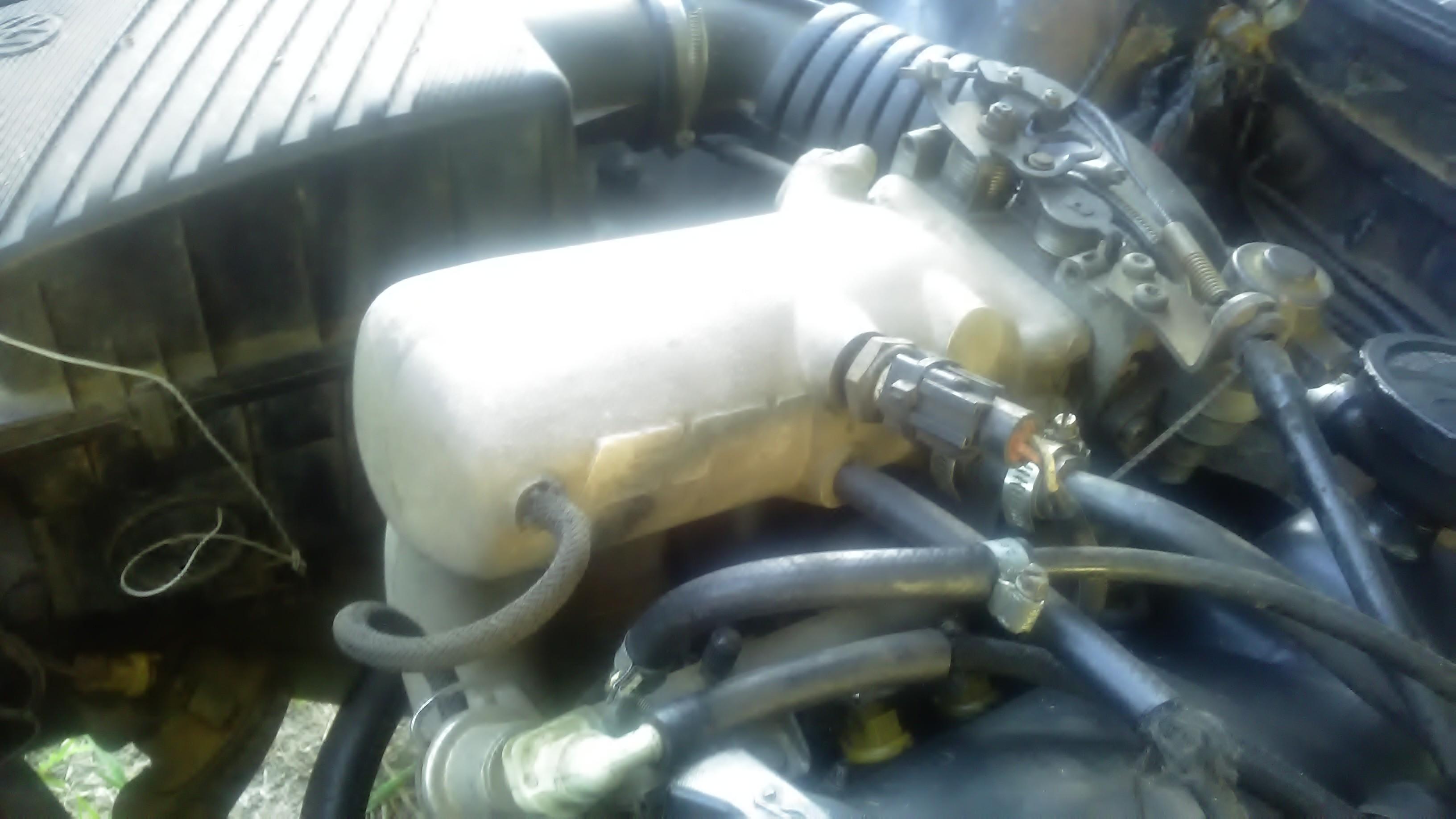 Kit injeção completa com módulos, chicote etc... do motor 2.0 E. F. I Gasolina da linha VW.