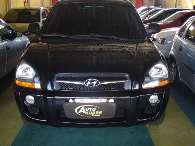HYUNDAI Tucson Tucson 2.0 16V Flex Mec. 2013/2013