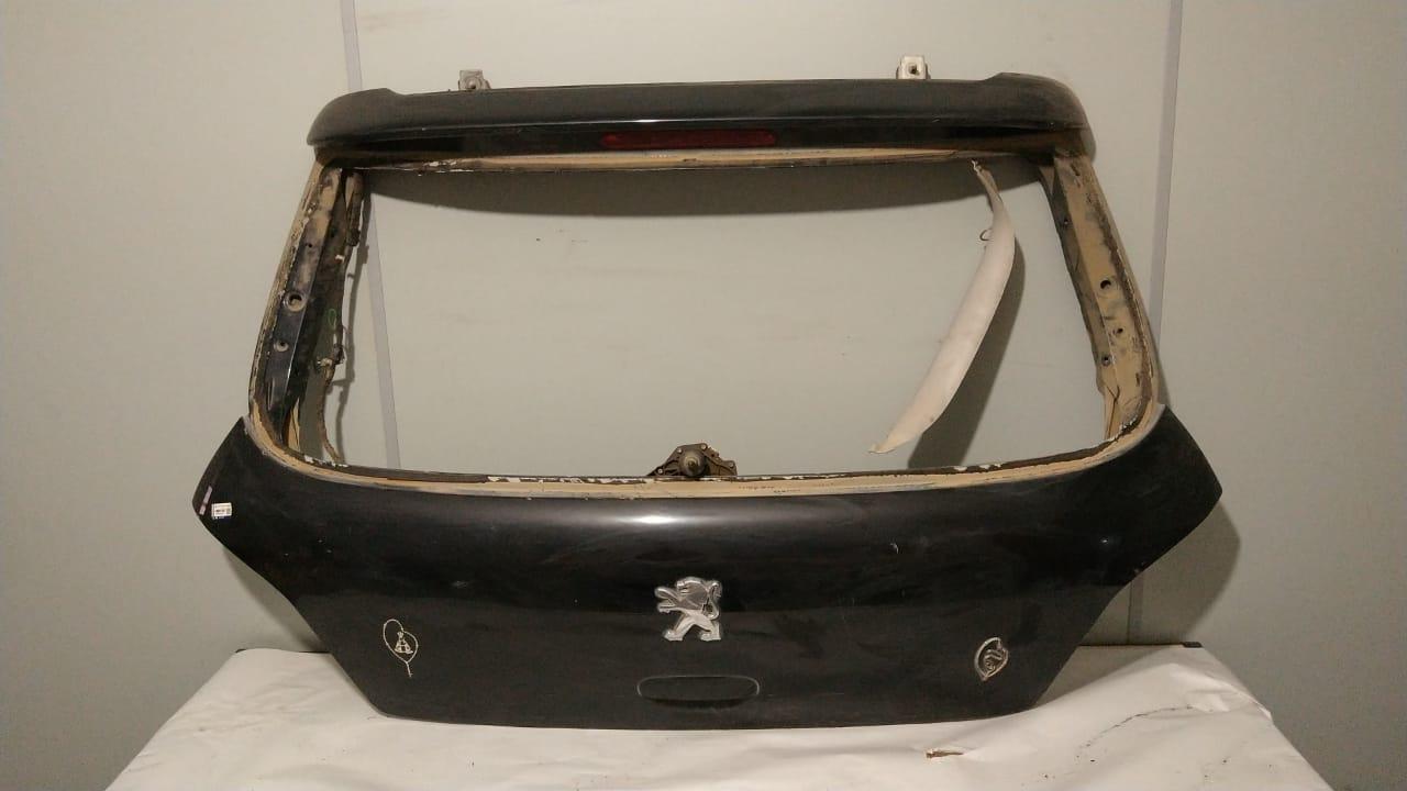 Tampa traseira Peugeot 307 2004