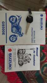 SUZUKI GS 500-E 2008 / ACEITO TROCA !!!!!